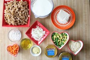 Homemade Tuna Helper Creamy Pasta