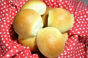 Buttermilk Yeast Roll - done