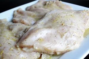 Lemon Pepper chicken Marinade