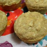 Looking for a quick and easy lowfat wheat corn muffin? Well these muffins combine oats, wheat flour and cornmeal. www.mindyscookingobsession.com