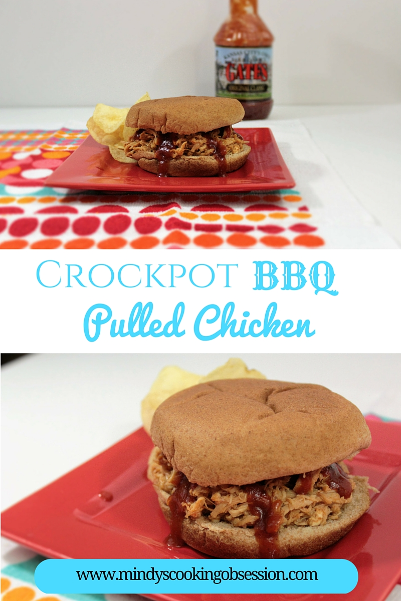 This recipe for Crockpot BBQ Pulled Chicken combines your favorite bottled barbecue sauce with onion, garlic, brown sugar and honey. Easy and delicious.
