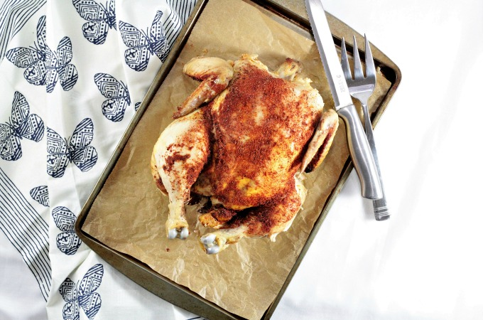 Crockpot Whole Chicken - Mindy's Cooking Obsession