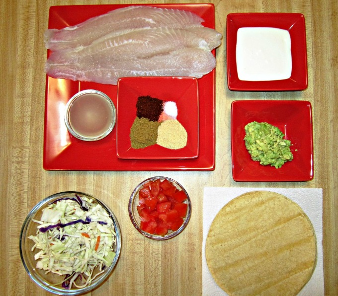 Fish tacos mindy 39 s cooking obsession for Swai fish walmart