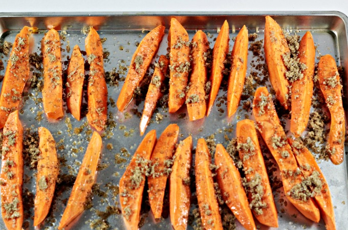 Ina Gartens Baked Sweet Potato Fries Mindys Cooking Obsession