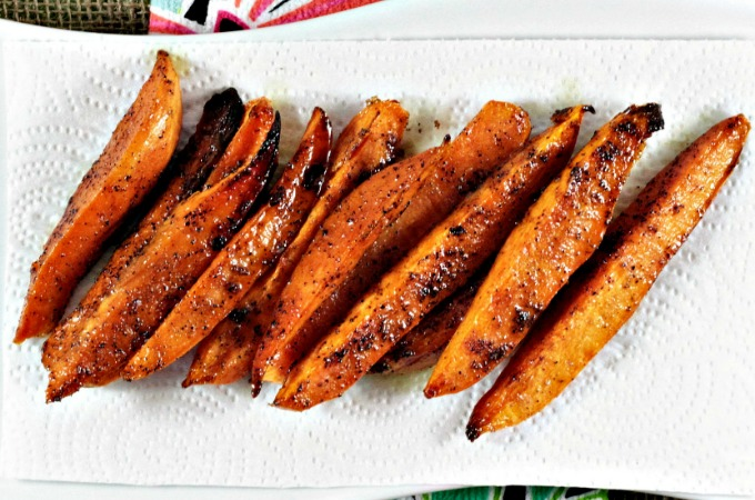 Ina Garten Tenderloin ina garten's baked sweet potato fries | mindy's cooking obsession