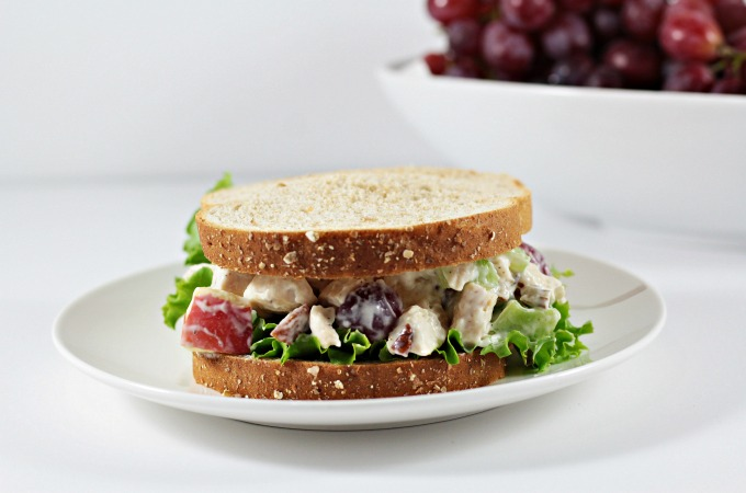 Arby S Grilled Chicken Pecan Salad Copycat Mindy S Cooking