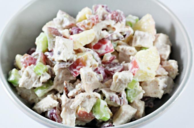 Arbys Grilled Chicken Pecan Salad Copycat Mindys Cooking