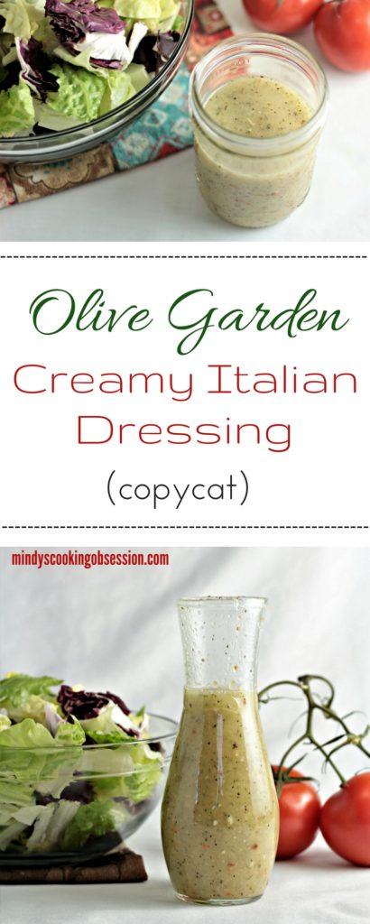 5 Homemade Dressings With Olive Garden Copycat And Hidden Valley