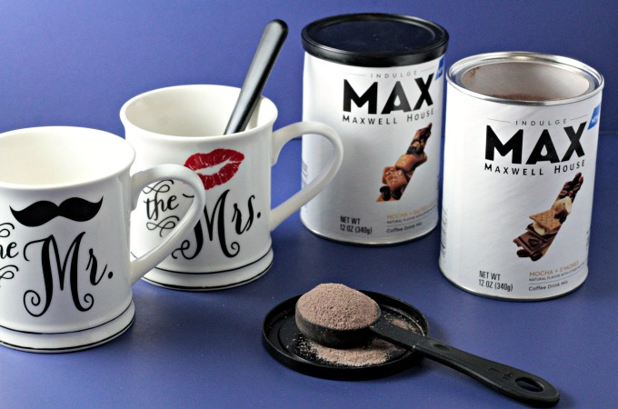 The Perks of Making Instant Coffee at Home introducing the new Max Indulge by Maxwell House. Save time and money and get the coffee shop experience at home.