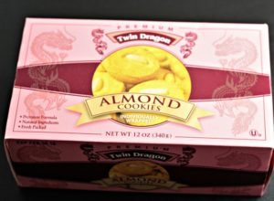 Almond Cookie Review & Giveaway – See our opinion of JSL Foods product and enter to win 3 products of your choice. Rice, noodles, wrappers, Asian cookies.