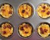 Baked Cheesy Mashed Potato Cups combine mashed potatoes, cheese, bacon, an egg, salt and pepper to make a versatile kid-friendly side dish or appetizer.