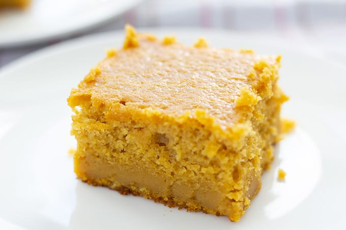 Yellow Cake Mix And Canned Pumpkin Cake